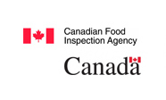 Canadian Food Inspection Agency │Agence canadienne d'inspection des aliments