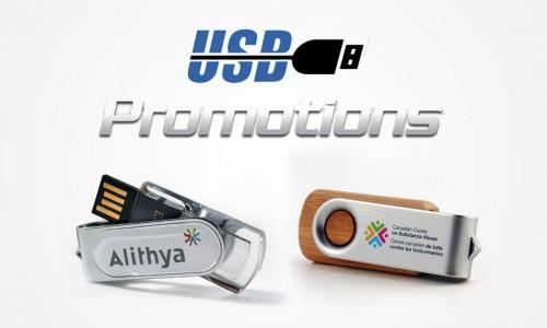 USB Promotions
