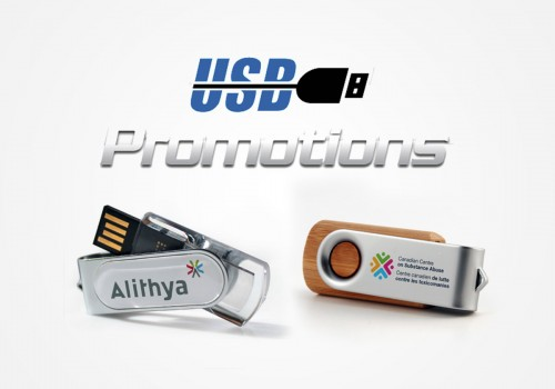 USB Promotions
